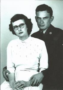 Granma and Grandpa Kilby
