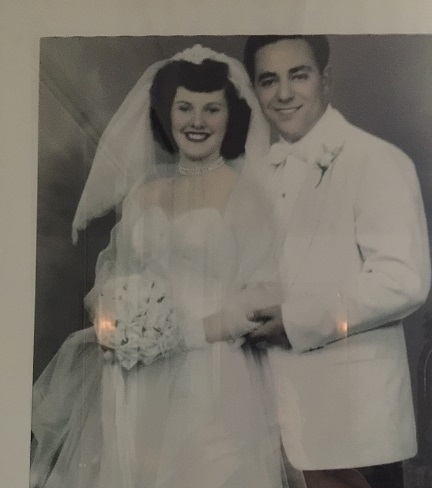 connie and frank wedding